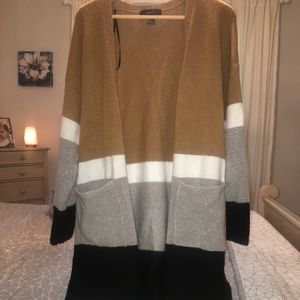 Forever 21 Cozy Cardigan with pockets